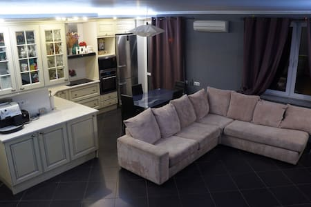 Luxury flat near Airport Boryspol! - Apartment