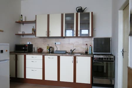 1B+1 apartment next to metro station - Prague - Apartment