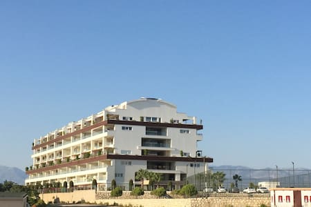 Luxury apartment with seaview,  Side, South Turkey - Appartement