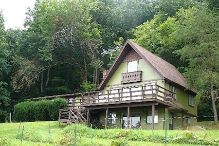 1_Little_Vineyard_cabin - Rileyville - Casa