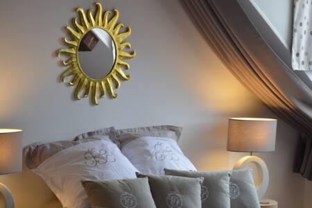 Chambre dans hôtel Particulier 18e - Alençon - Apartment