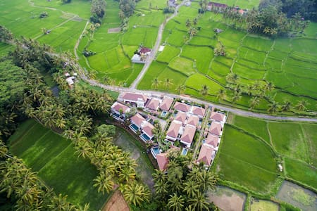 1 BRG Heavenly Villas in Ubud - Ubud