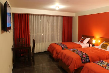 PRIVATES ROOMS WITH PRIVATES BATHROOMS - CUSCO - Apartment