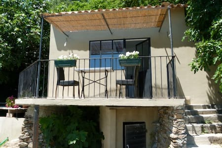 Cabanon Atelier  Vergers des maure - Bed & Breakfast