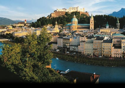 Amazing View, Cozy Center Apartment - Salzburg - Lakás