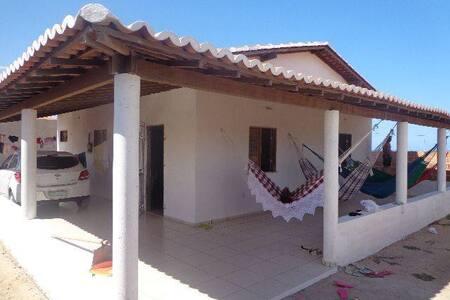 Casa à 150 metros da Praia de Atalaia Luis Correia - Luís Correia