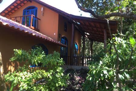 Casa Txanu - Alto Paraiso - Chapada - Casa
