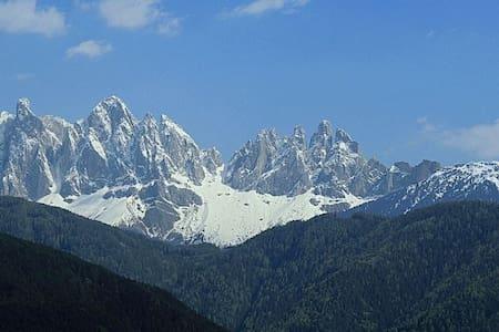 Agriturismo tranquillo in montagna - Bressanone - Kondominium