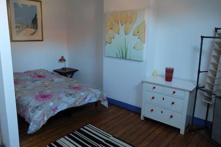 Agréable chambre dans maison de maître bien située - Ház
