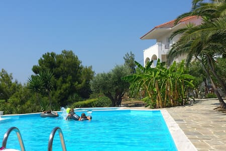 anthemoessa villas - Pountes - Bed & Breakfast