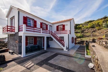 Adega Pedra do Lagar casa de férias - Lajes Do Pico - Hus