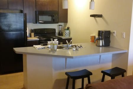 Like new 4BR Apt. Close to Memorial Stadium - Champaign - Byt