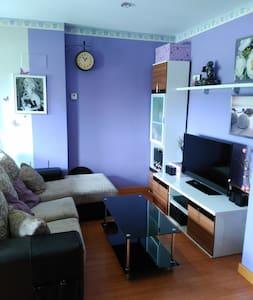 Acogedor apartamento equipado y bien situado - Appartement