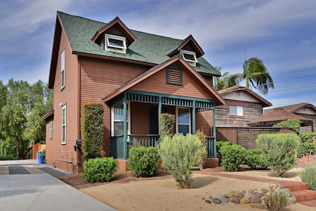 3 BD 2 BA VICTORIAN HOME IN DOWNTOWN CHULA VISTA - Ház