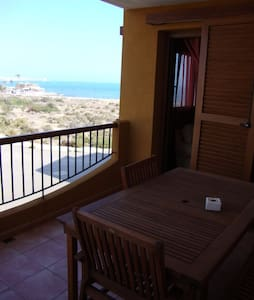 Primera linea de playa - Apartamento