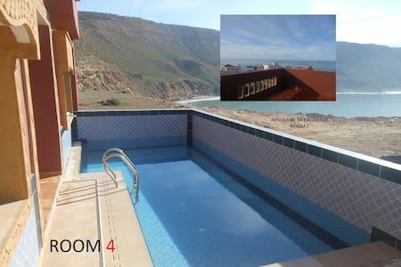 Imsouane Bay Auberge Room 4 - Villa