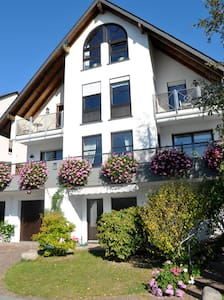 Rhein und Weingenuss mit Blick auf Weltkulturerbe - Lorch - Wohnung