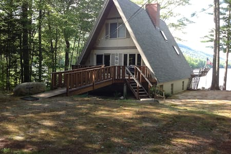 Maine Cottage On Moose Pond - Haus