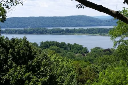Beautiful River Views close to NYC - Ossining - House