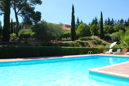 Superior 2 bedroom Villa, close to Canal du midi - Agde - Villa
