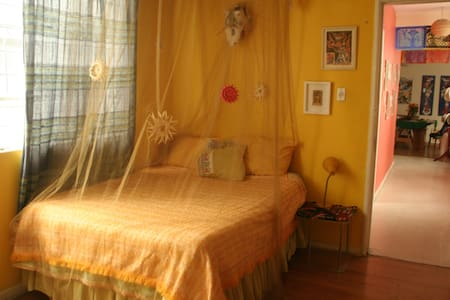 A lovely room in the Roma Norte, Y