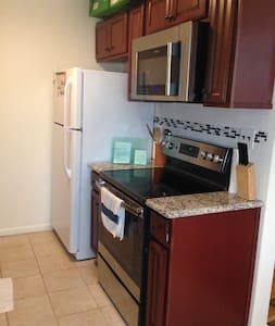 1 bedroom apartment for 24 nights - 50 min to NYC! - Highland Park