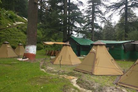 Cosmic Qabila - Kullu - Tent