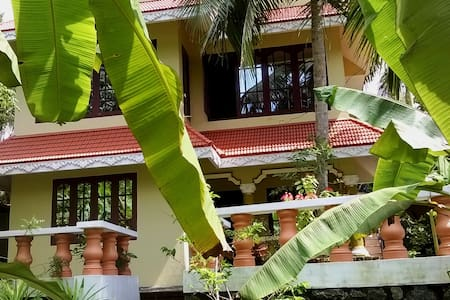 Indra yoga Retreat - Thiruvananthapuram - House