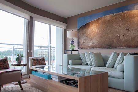 Arty apartment, 1 bedroom, studio room, lake view - Ciudad de la Costa