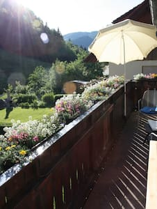 Ferienwohnung Am Hirschfelsen - Oberried - Wohnung