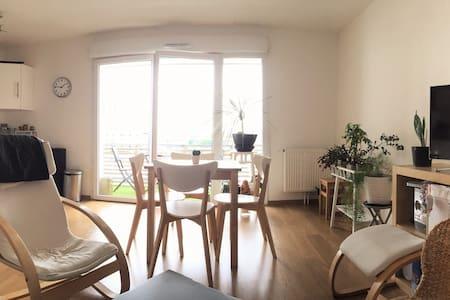 Appartement de 43m² proche de Lille - Saint-André-lez-Lille - Apartment