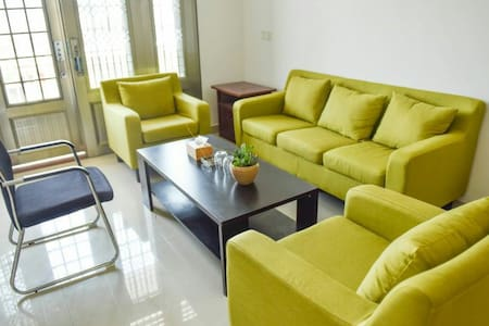 二房一厅家庭套房 - Jiaxing - Bed & Breakfast