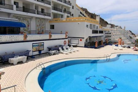 Best view + Centric Apartment - Mogán - Pis