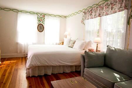 27 Fair Street Inn - Thyme - Nantucket - Bed & Breakfast