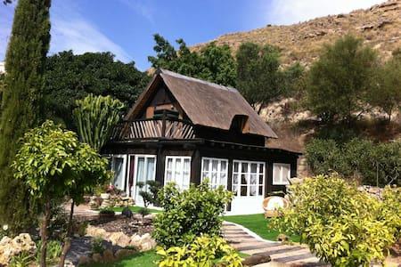 Magnifica casa tranquila cerca de Mojacar playa. - Turre