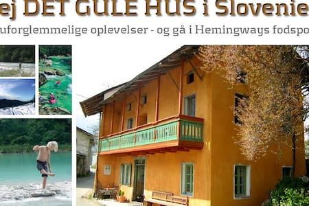 Det Gule Hus - Kamno - Haus