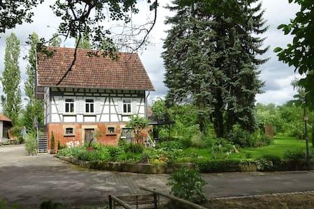 s'Mühlehäusle - Casa