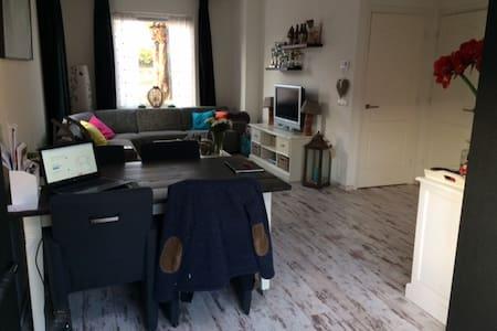 Fijn huis in Voorhout nabij strand en duinen - Voorhout - Dům