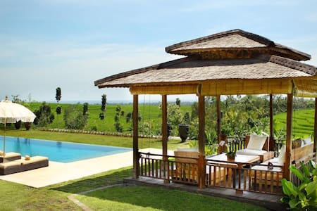 Villa in the middle of RiceField - Villa