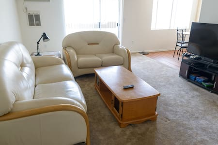 Cozy apartment minutes from Disneyland - Anaheim - Apartment
