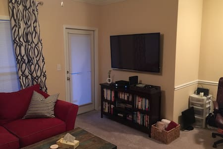 Great upscale 1 bedroom apt privacy - Apartment