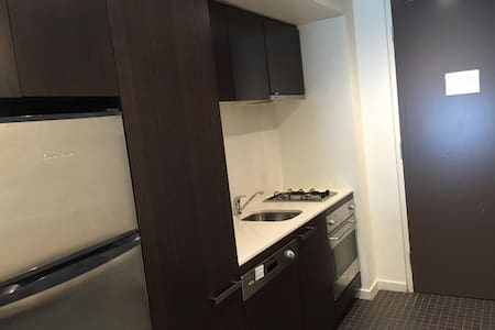 One Bedroom Serviced Apartment - East Melbourne - Apartment