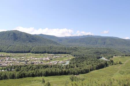 神话边城·布尔津 - Altay - Casa adossada