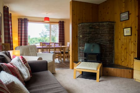 Neilanbank, rural, pet and family friendly - Casa