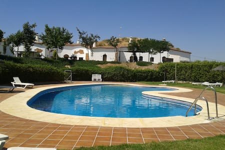 GROTTE MAISON FOR 4 PERSONNES - Granada