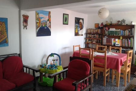 HABITACIÓN CÓMODA Y CONFORTABLE - Arica - Bed & Breakfast