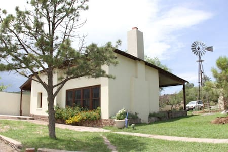 The Carriage House - Fort Davis - House