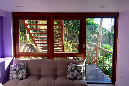 Villa Fauna Vegan B&B Violeta Suite - San Mateo - Bed & Breakfast