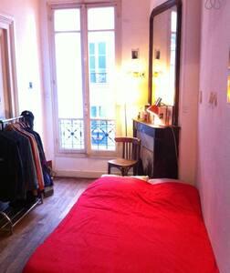Room for 2 persons at République