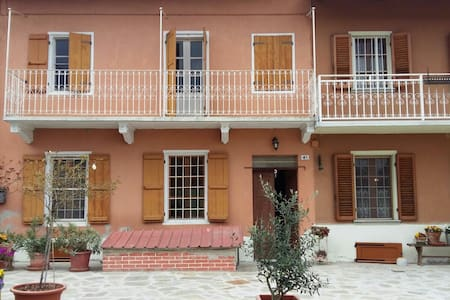 Romantica casetta  inTerra di Santi - Piea